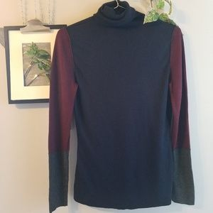 Kokun Bamboo Cashmere Turtleneck Sweater S